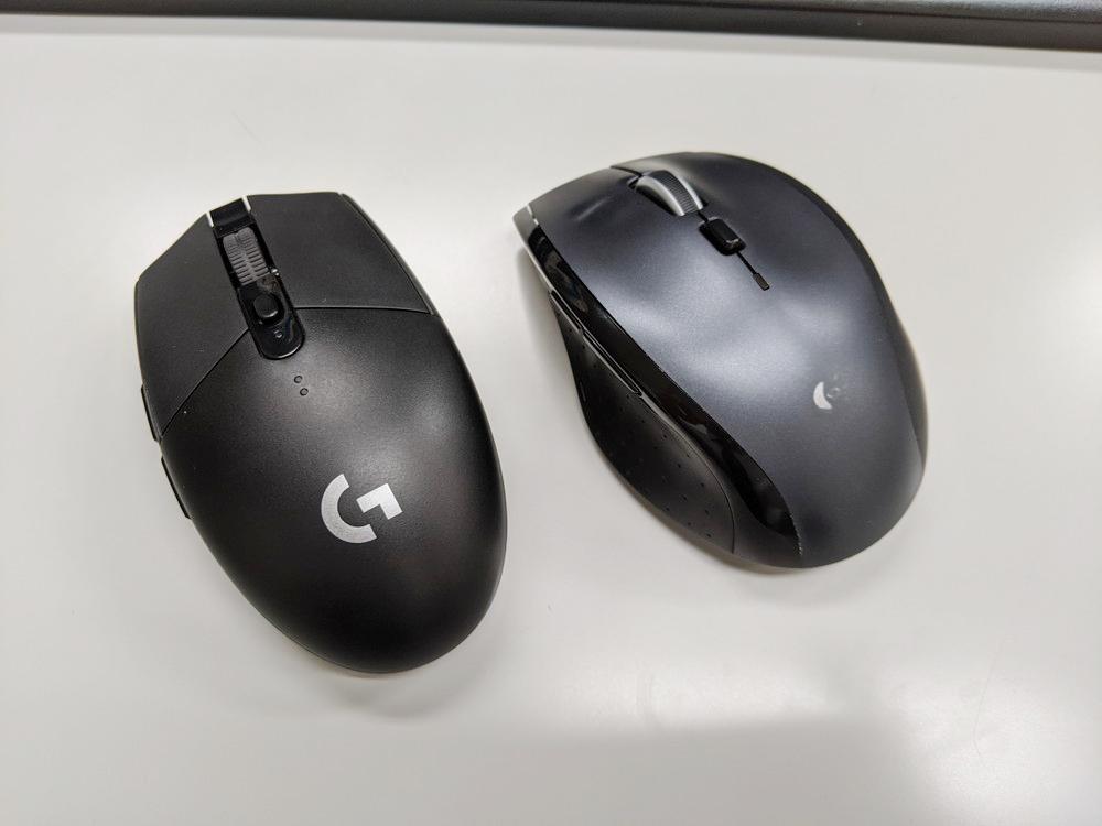 G304とM705rの比較1