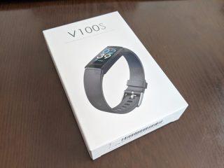 V100Sの箱