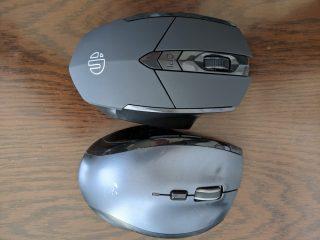PM6BTとM705の比較 3